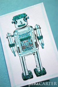 Blue-robot-card