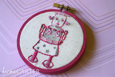 Sewing-robot