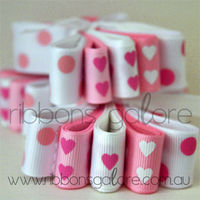 Hearts-spots-pink