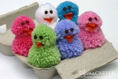 Fiona-carter-fluffy-chicks
