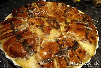 Fiona's-pudding