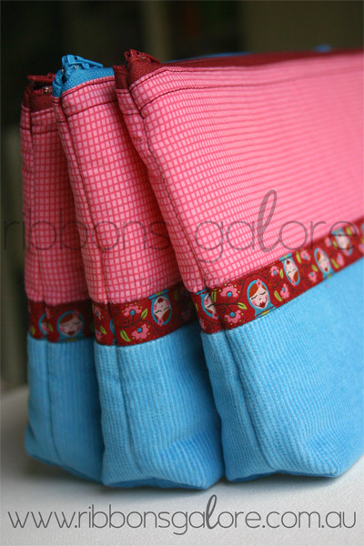 Babushka-pouches