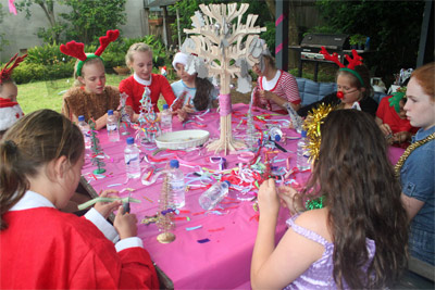 living on the crafty side of life christmas ideas day 4 kids