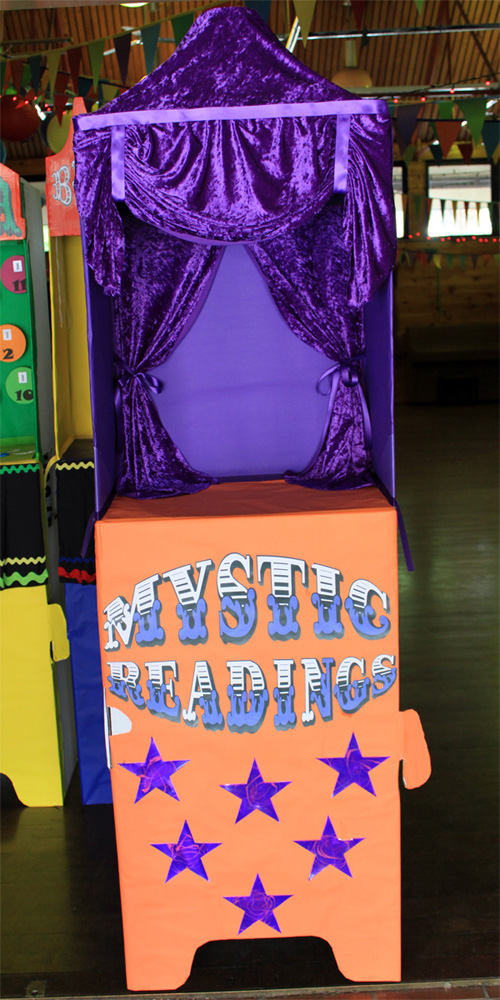 Mystic-Readings
