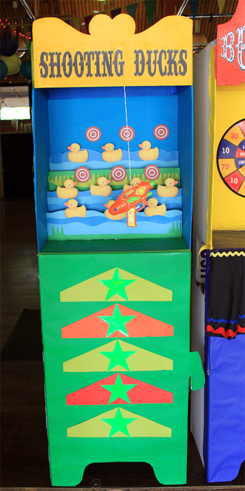 Exhibition Stand Games Ideas : Living on the crafty side of life polling booths and