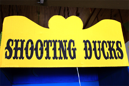 Shooting-Ducks-font