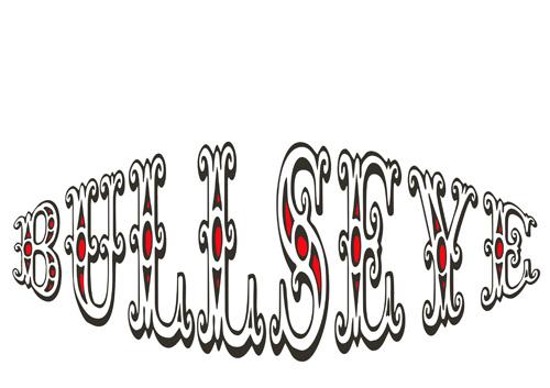 Bullseye-colour