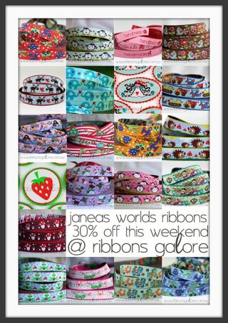 Ribbons-galore-JW-sale ad