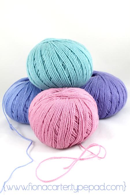 Fiona's wool