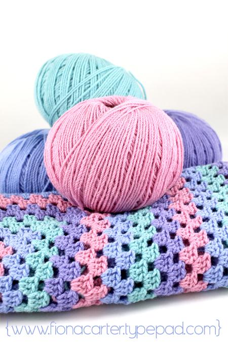 Fiona's crochet