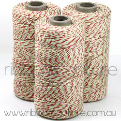 Ribbons Galore Christmas bakers twine