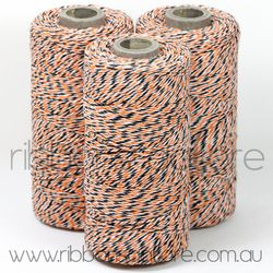 RibbonsGalore Halloween bakers twine