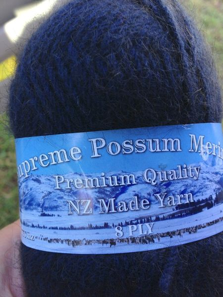 FEC Possum wool