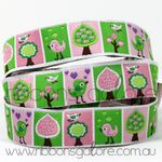 Ribbons Galore little world ribbon