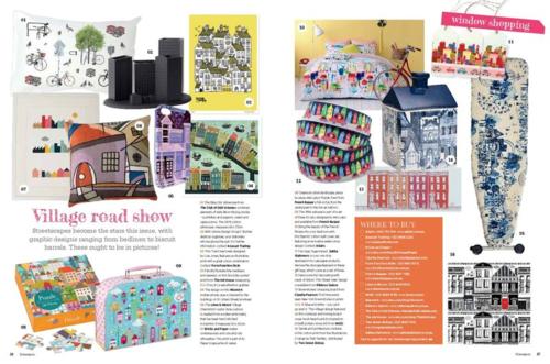 Ribbons Galore in Homespun magazine August 2014