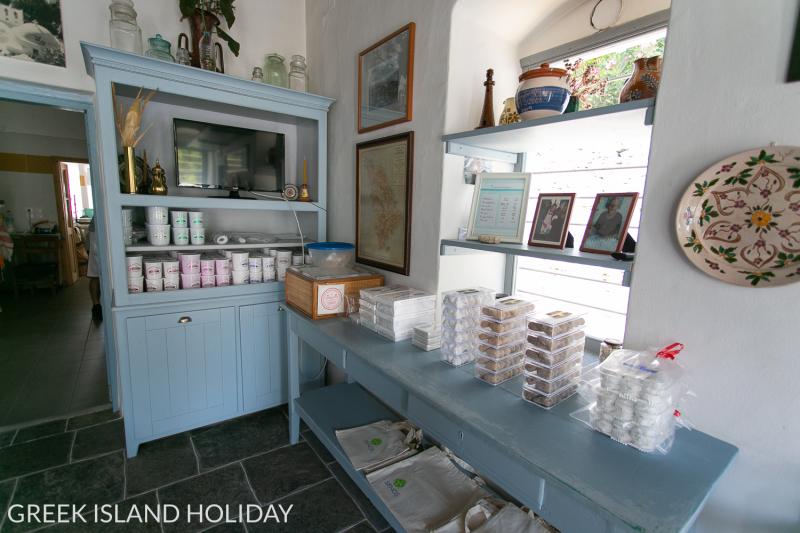 Greek Island Holiday Sifnos Theodorou sweet shop-3