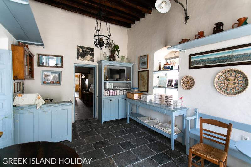 Greek Island Holiday Sifnos Theodorou sweet shop-2