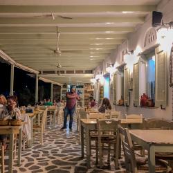 Greek Island Holiday Dinos Taverna on Tinos