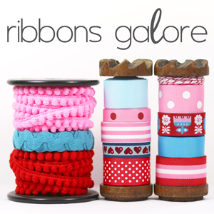 Ribbons Galore, an online ribbon boutique in Australia