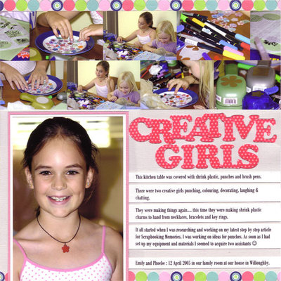 Creativegirls