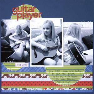 Guitarplayergladrags