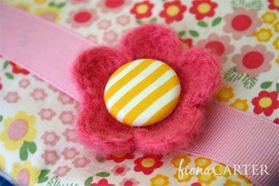 Pinkfeltflower